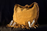 sac d'inspiration amerindienne