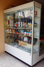 Vitrinas aparadoras, aparador, vitrinas para papelería