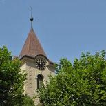 Kirchgemeinde Limpach - Linkfoto Aufbau der Kirche