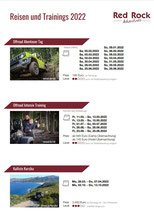 Alle Offroad-Termine - Red Rock Adventures