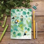 Abonnement Editions des Correspondances - carnet illustré par Anne-Sophie RUTSAERT
