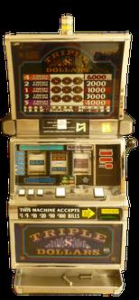 Triple Dollars JP 6000