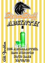 Absinth, Absintharoma, Absinthliquid, Absinth dampfen, absinth vapen, absinthliquid selbst mischen