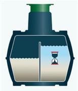 Planta depuradora compacta para viviendas - sistema SBR - Aqualimpia Alemania