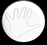 Button, waschen, pflegen, Handwäsche, Handarbeit