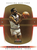 MAURICE CHEEKS / Gold Version - No. 106  (#d 2/10)