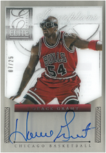 HORACE GRANT / Inscriptions - No. 9  (#d 7/25)