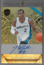 JOHN WALL / Rookie Auto - No. 213  (#d 126/299)