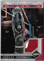 ARTIS GILMORE / Decade Dominance - No. 3  (#d 12/15)