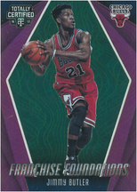 JIMMY BUTLER / Green Version - No. 6  (#d 1/5)