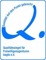 Freiwilligen-Zentrum Augsburg - Qualitätssiegel der Bundesarbeitsgemeinschaft der Freiwilligenagenturen e.V. (bagfa)