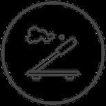 Symbol Räucherwerk