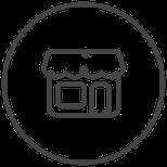 Symbol Ladenlokal
