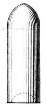 Zylindrisches Whitworth-Geschoss