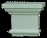 DK 4 - tête de pilastre