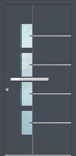 Aluminium Haustüren in Frechen konfigurieren