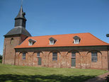 Kirche Krummendeich