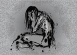 Trauer und Depressionen