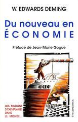 Du nouveau en économie, le dernier ouvrage écrit par Deming