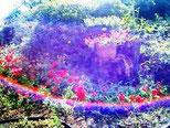 収穫祭の次の日に必ず現われる虹