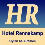 Hotel Rennekamp in Oyten bei Bremen