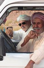 Sheikh Ibrahim und Sheikh Abdel
