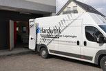 Hardwork Klaviertransporte