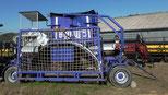 Une machine Ag Bag M 7000 d'occasion