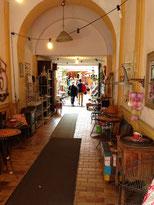 Nach dem Tangokurs: Shoppen in Berlin