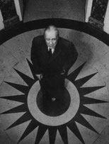 Borges a Parigi, 1969