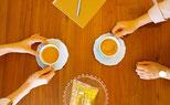 カフェ 英語 英会話 体験レッスンの流れ 大分市 下郡