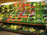 Warengruppe Obst und Gemüse