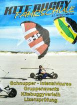 Kitebuggy fahren in SPO