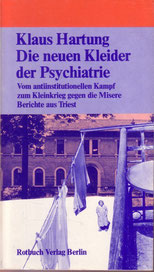 Buch über Psychatrierevolution in triest