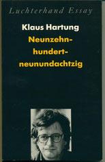 Buch über die deutsche Wende
