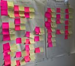 Une phase d'idéation favorise l'émergence des idées pour établir le plan d'action industriel.