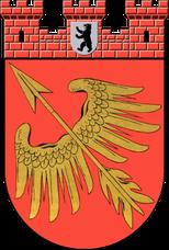 Wappen des Bezirks Wedding von 1920 - 2001