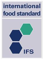 Internationaler Lebensmittelstandard International Featured Standards legt die grundlegenden Kriterien fest, die die Standards für den Bereich der Lebensmittelindustrie erfüllen müssen