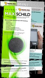 EMF-Strahlungsschutz für Drahtlosgeräte und Handy´s >