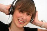Gesang, Studioaufnahmen, Musik hören.