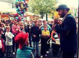 Kinderzauberer und Kinderanimation unterwegs Düsseldorf, Essen und ganz NRW