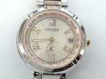CITIZEN(シチズン)  XC クロスシー  H240-T021662  ソーラー 電波時計