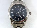 上尾市でブランド時計のオメガとロレックスを買取