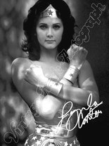 WONDER WOMAN - Linda Carter