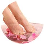 Wellness-Fußpflege & Fußfrench