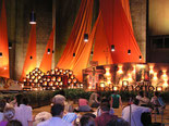 Gebetszeit in Taizé
