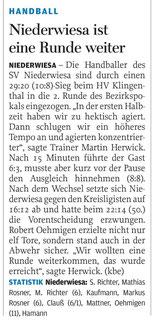 Freie Presse Flöha vom 06.10.2015