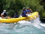 Rafting Iseltal