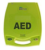 Zoll AED Plus mit Sprachaufzeichnung