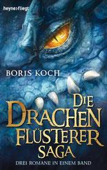Die Drachenflüsterer Saga Boris Koch Buchcover Jugendbücher Fantasy